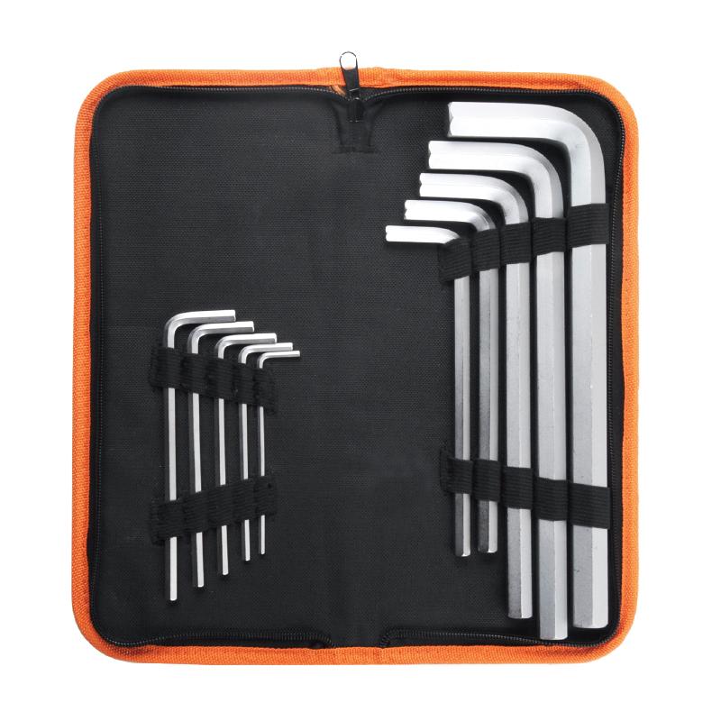 C系列10件套加长公制平头内六角